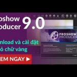 ProShow Producer 9.0 full crack
