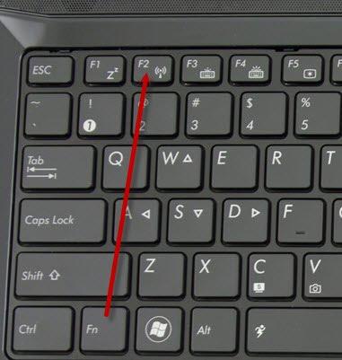 Sửa lỗi Cột Wifi Bị Dấu X Đỏ