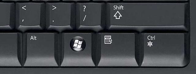 Phím menu trên bàn phím