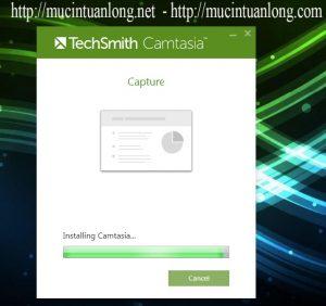 Hướng dẫn cài đặt Camtasia 9 full crack chi tiết