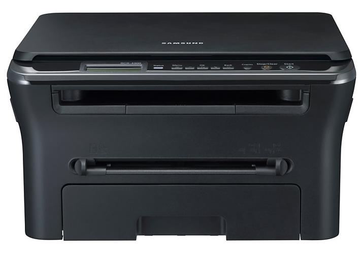 Nạp mực máy in Samsung SCX 4300