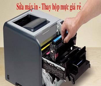 hướng dẫn cách nạp mực máy in canon tại nhà