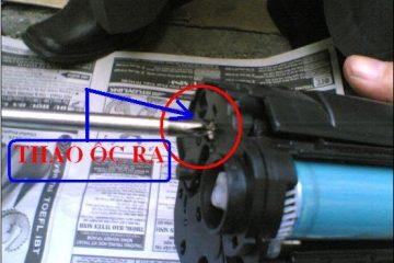 thay mực in cho hộp mực 35A-85