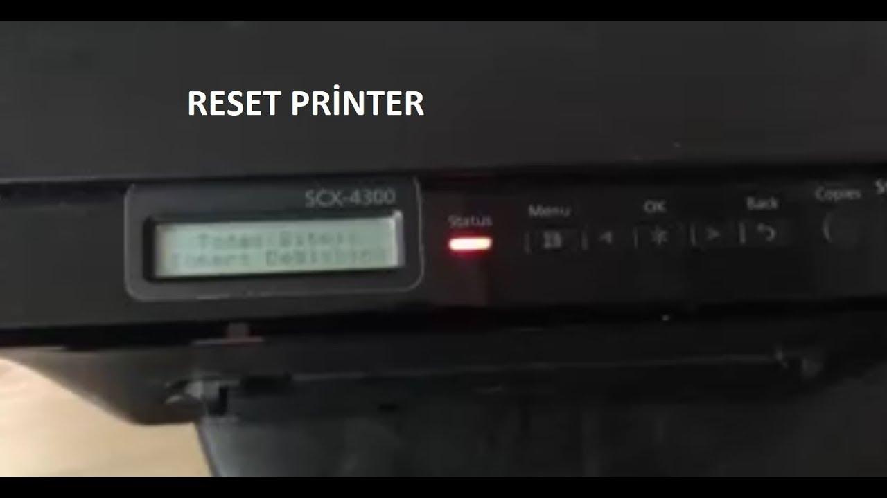 reset mực máy in samsung scx 4300