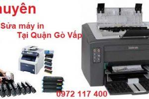 Sửa máy in tại Quận Gò Vấp