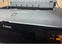 Hướng dẫn reset máy in màu canon IX6860