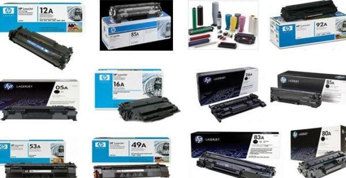 các loại hộp mực máy in thông dụng nhất